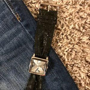 Accessories - NWT Women's Black & Silver Fashion Watch